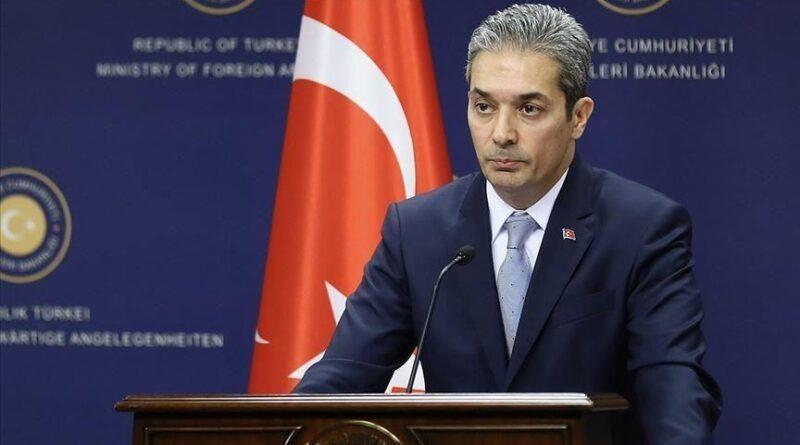 Turki: Peran Mesir dalam kelompok Suriah adalah untuk perdamaian