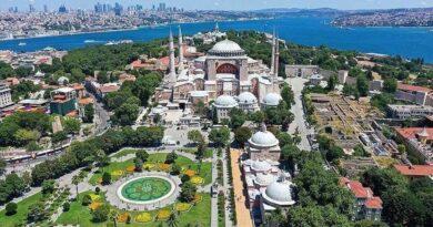 Turki Berencana Tutup Gambar Yesus dan Bunda Maria di Hagia Sophia Pakai Teknologi Khusus