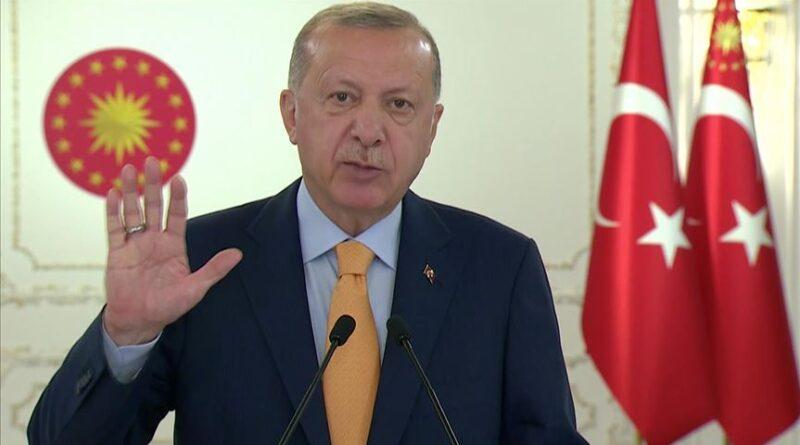 Mesej Erdoğan untuk Tahun Baru 2021