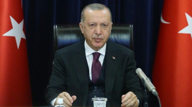 Presiden Turki serukan kerja sama ekonomi lawan pandemi Covid-19