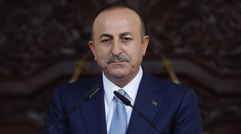 Menteri Luar Negeri Turki bertemu dengan banyak diplomat dunia