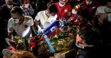 Gempa Bumi Izmir, Mesej Takziah dari Luar Negara
