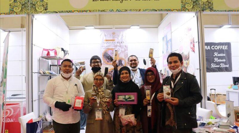 UMKM Indonesia jajaki pasar Turki dan global lewat pameran di Istanbul
