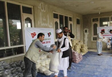 Yayasan IHH Turki kirim bantuan kemanusiaan ke Suriah