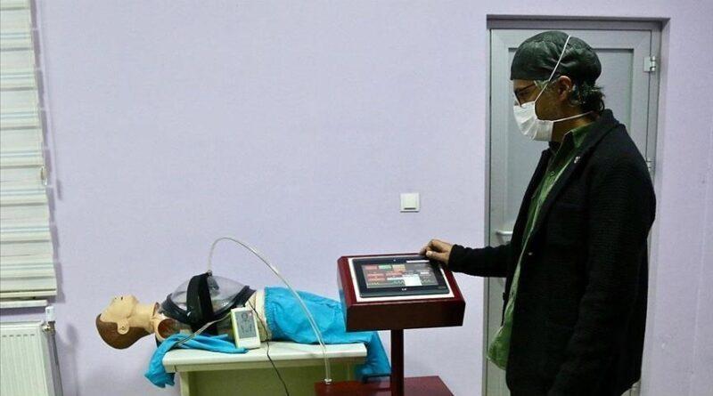 Ventilator buatan Turki memudahkan perawatan penyakit paru di rumah