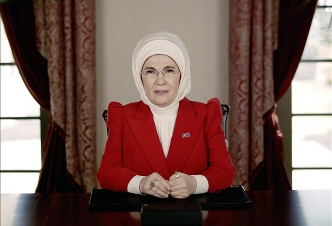 Ibu negara Turki dorong lebih banyak pemberdayaan perempuan
