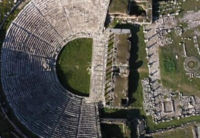 Bandar Afrodit, Afrodisias Menarik Perhatian Palancong