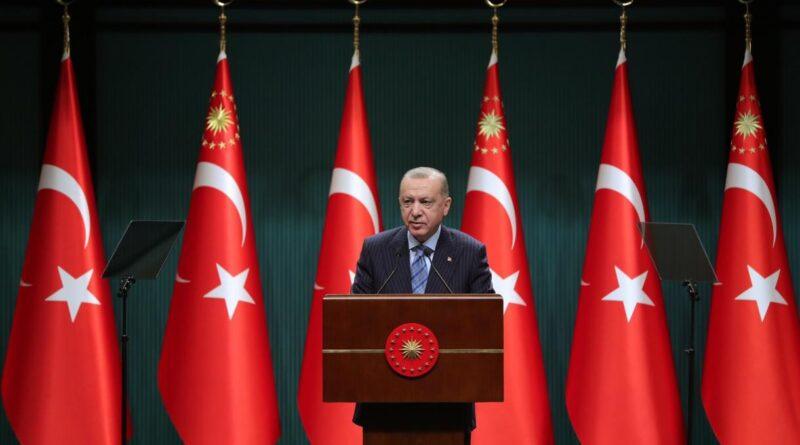 Erdogan: Turki berkomitmen pada keputusan yang disepakati Rusia terkait Suriah