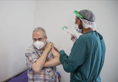 Turki sudah suntikkan 30,69 juta dosis vaksin Covid-19