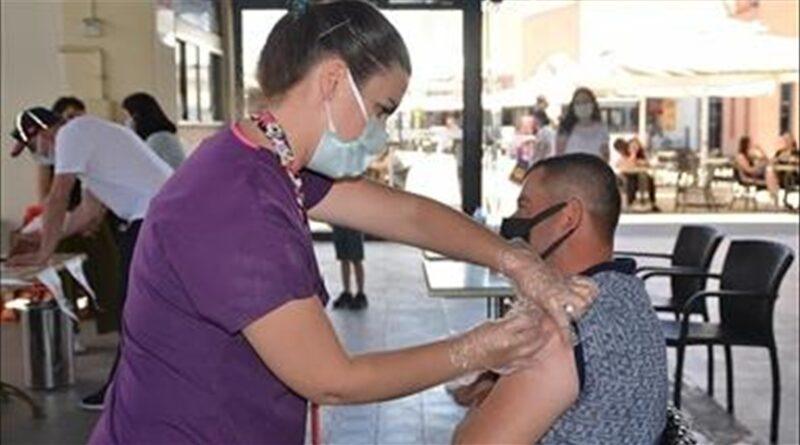 Vaksinasi Covid-19 di Turki capai 66,1 juta dosis